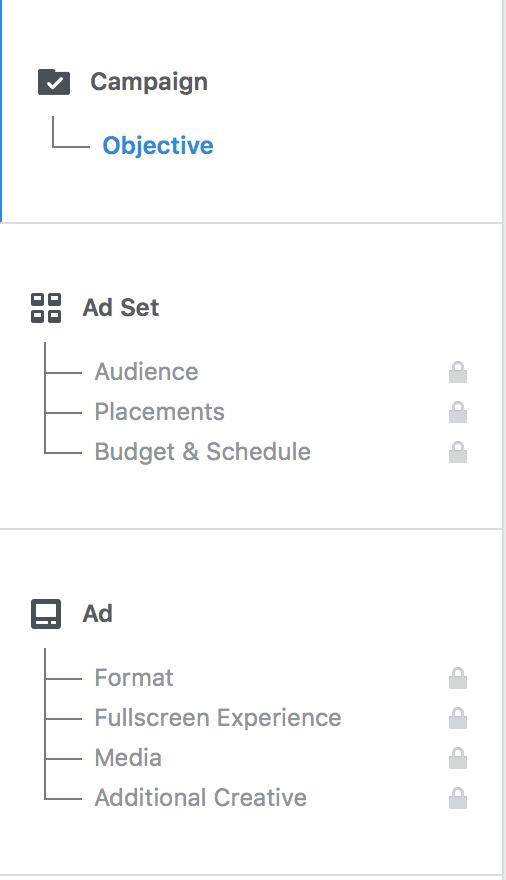 Struktur Iklan Facebook