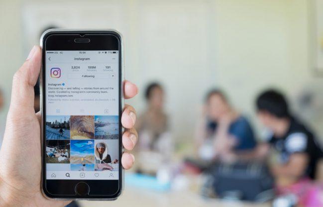 Membangun Kolam Uang di Instagram